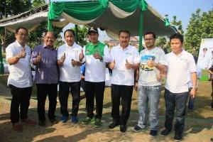 Foto bersama Walikota Malang