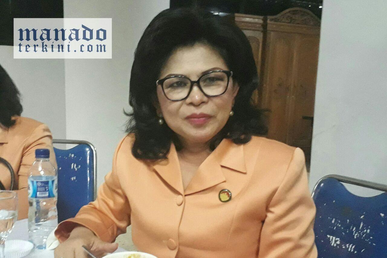 Lewat Rakerda, Dharma Wanita Sulut Matangkan Program