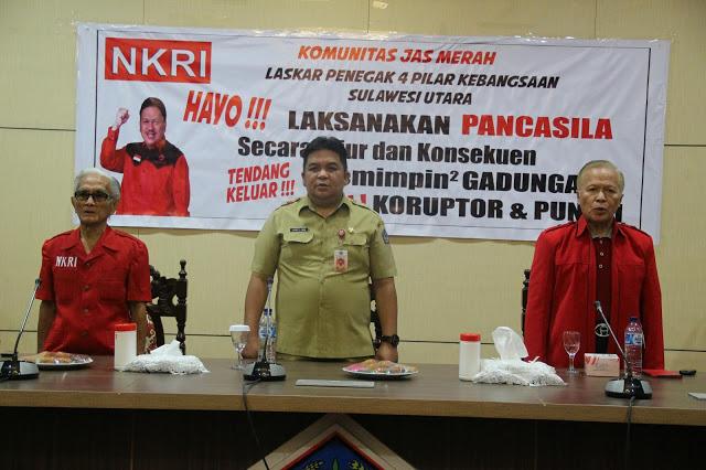 Gubernur OD Ingatkan Pancasila Sebagai Living Ideology Bangsa