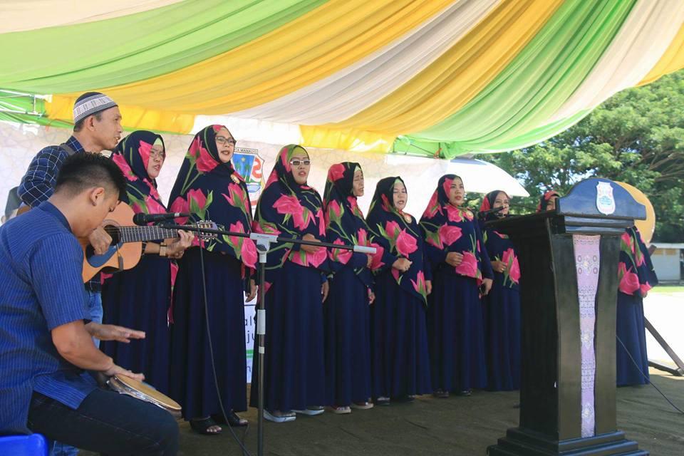 Pererat Silaturahmi Pemkot Manado Gelar Halal Bihalal