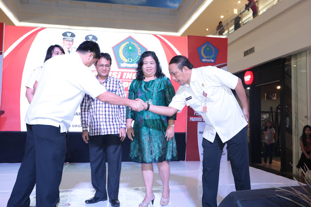 Pemprov Sulut Dorong Unit Pelayanan Publik