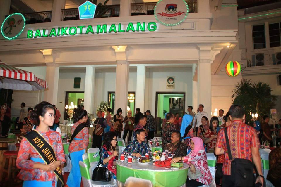 Manado Fiesta 2017 Mengema di Rakernas APEKSI