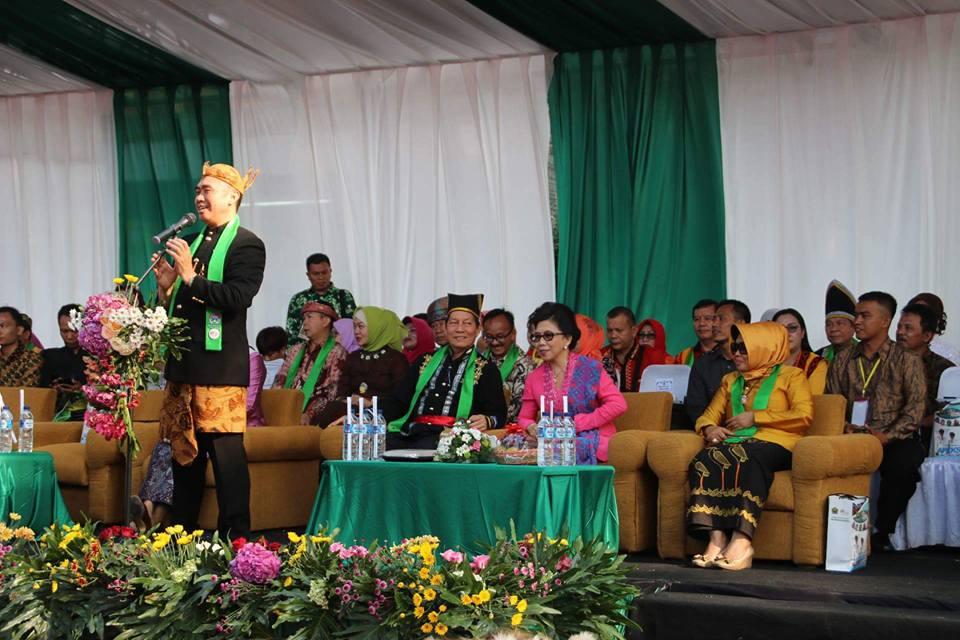 Pukau Warga Malang, Walikota GSVL Pimpin Langsung Pawai Budaya Nusantara