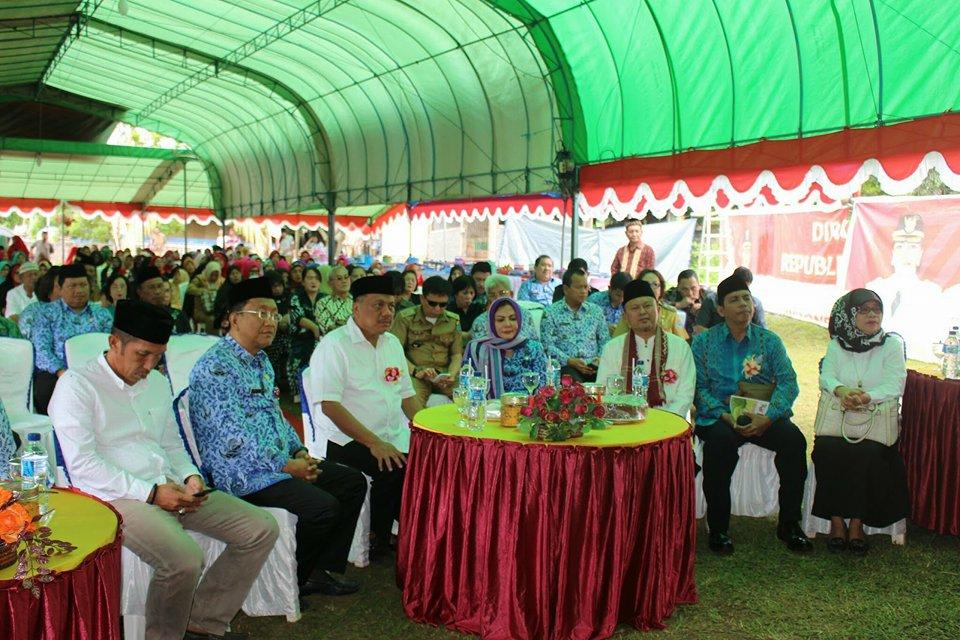 Gubernur: Halal Bihalal Adalah Silaturahmi, Cuma Ada di Indonesia