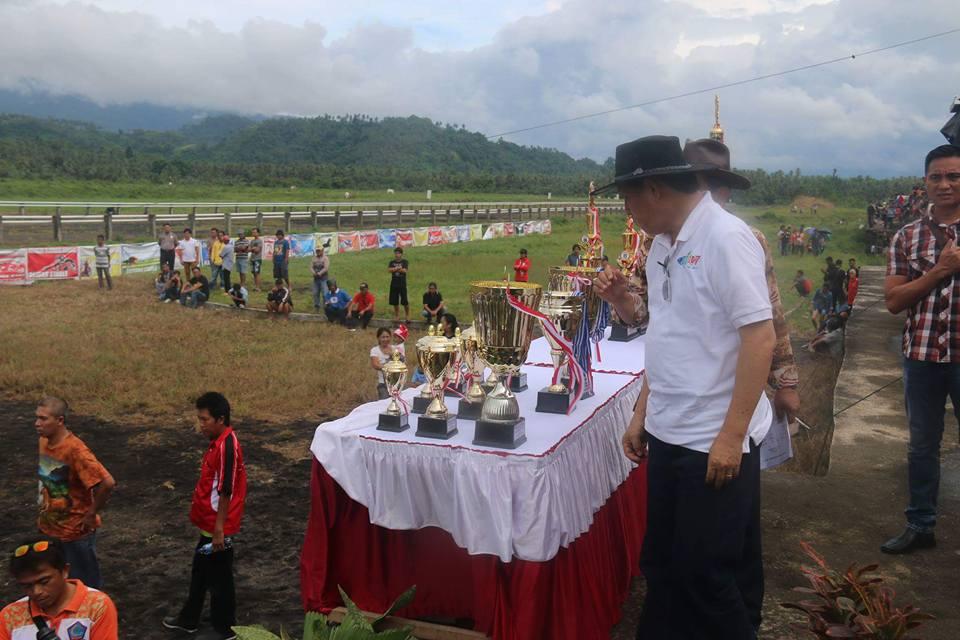 Piala Kapolri Guncang Gelanggang Pacuan Kuda Godbless Manado