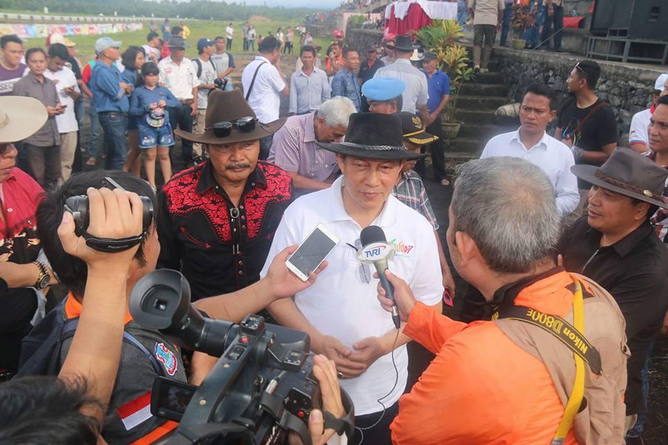 GSVL : Gelanggang Berkuda Menamba Obyek Wisata di Manado