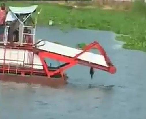 Pemprov Sulut Turun Tangani Eceng Gondok di Danau Tondano