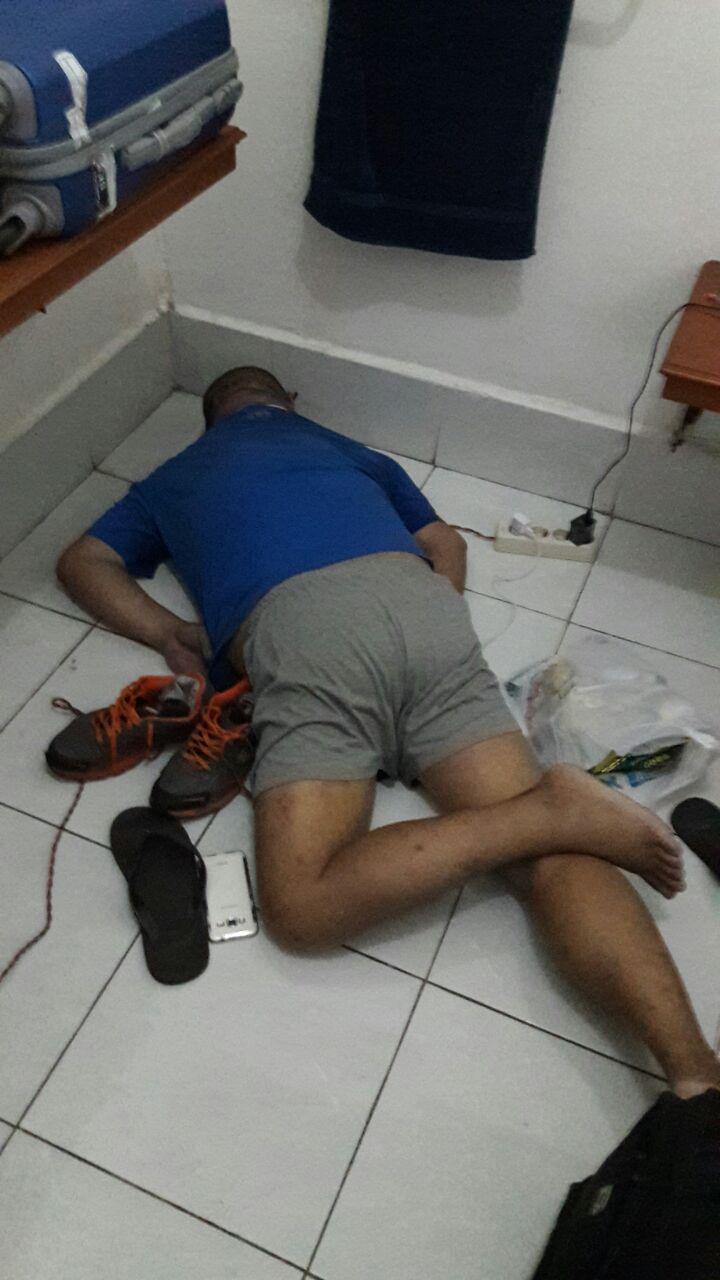 Tjin Tek Ditemukan tak Bernyawa di Guest Hotel