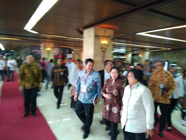 Wagub Ikut Rakernas Kementerian LHK, Ini Pesan Presiden Jokowi