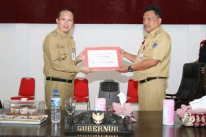 Pendidikan, Sitaro, Gubernur Sulut