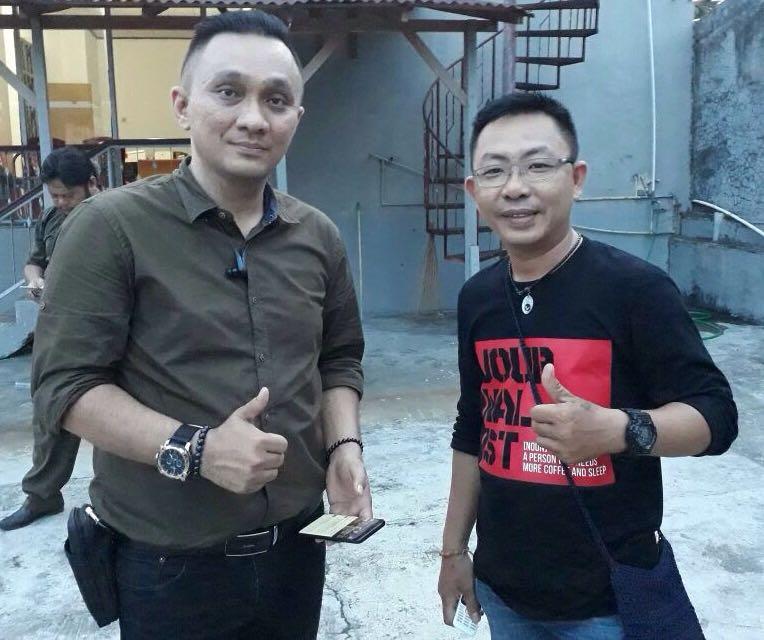 Anto Terpilih Ketua IWO Manado, Rarung : Ini Sah, Hasil Demokrasi Organisasi