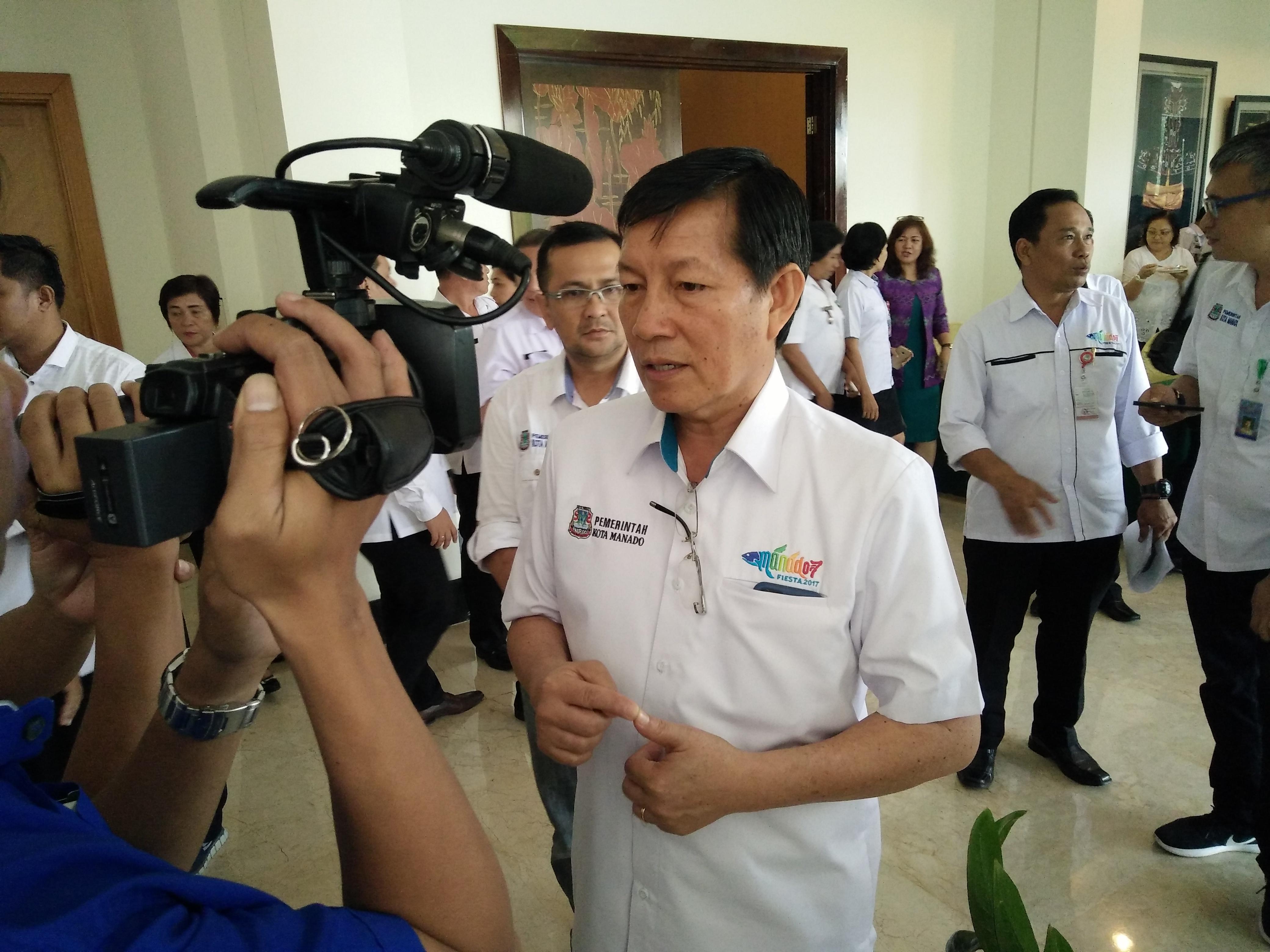 Walikota GSVL Ajak Doakan Cuaca dan Sukses Karnaval FisCo