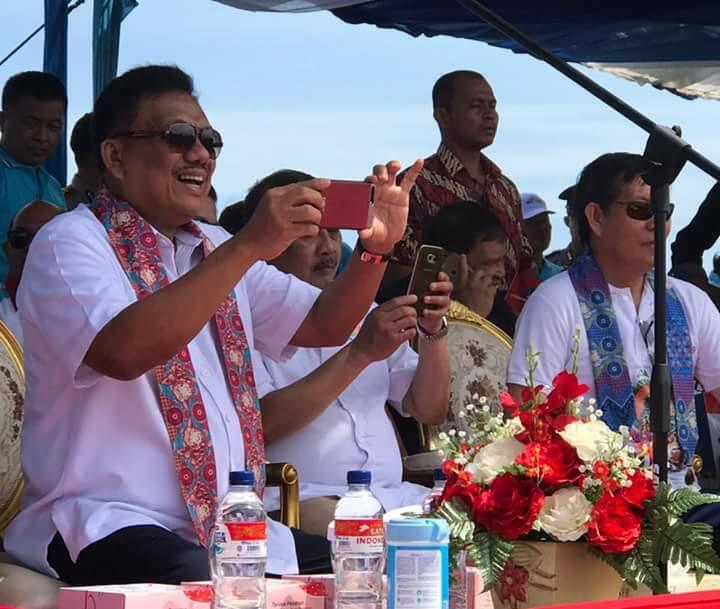 Gelar Manado Fiesta, Olly Apresiasi GSVL-MOR Cerdas Melirik Potensi dan Peluang