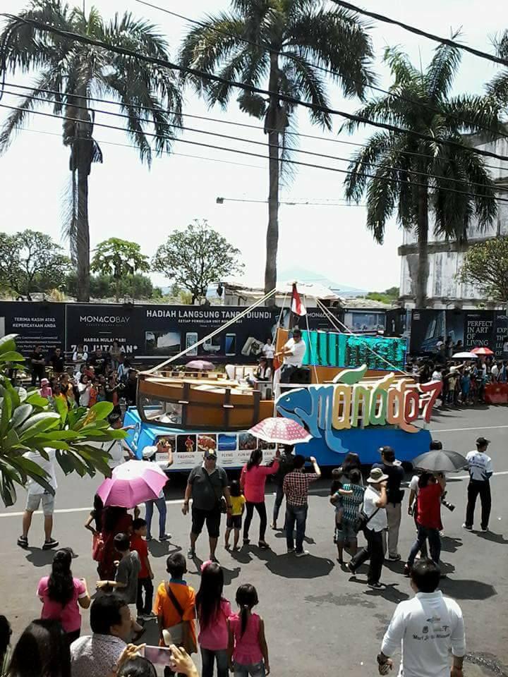Carnaval Fish and Coral, Diskominfo Jadi Corong