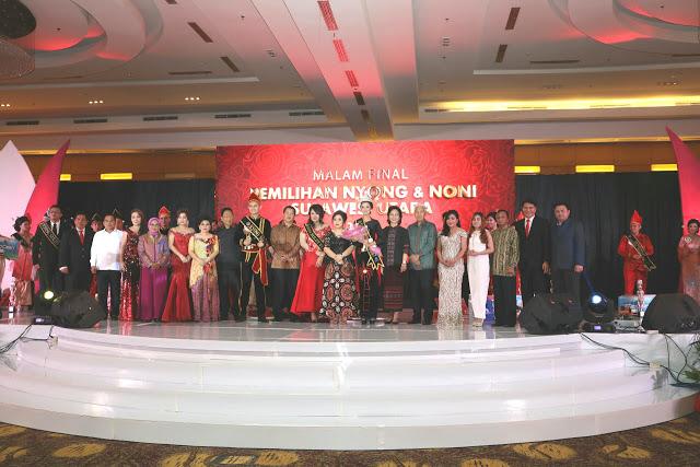 Nyong & Noni Sulut 2017, Wagub Kandouw: Semua adalah Pemenang