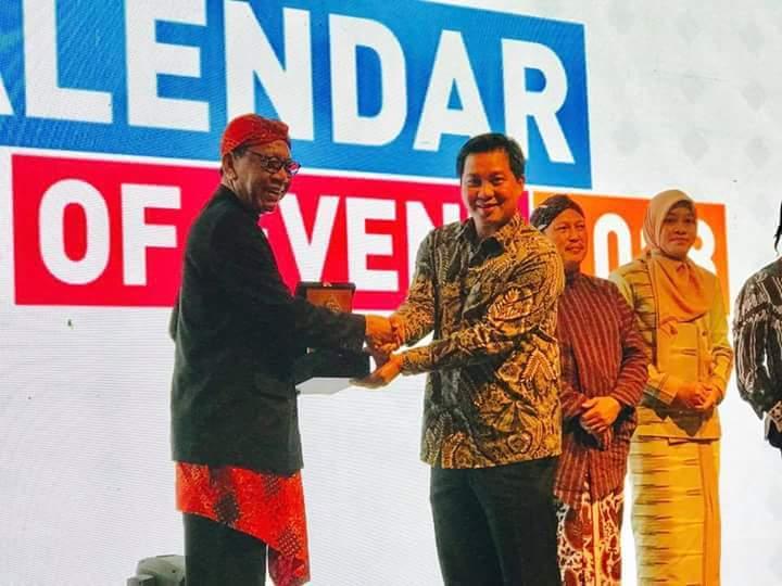 Kunjungan Wisman Makin Tinggi, STEVEN KANDOUW Paparkan Calendar Of Event 2018