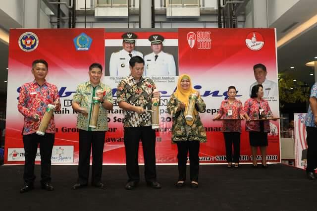 Pemprov Sulut Buka 1.579 Lowongan Kerja. ODSK Prioritaskan Tenaga Kerja Lokal