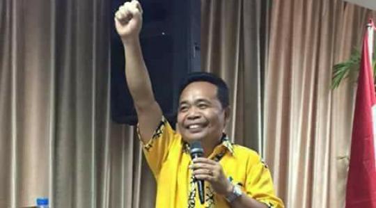 Ini Tanggapan DeWo Soal Pemberhentian Ketua DPD Partai Golkar Sulut