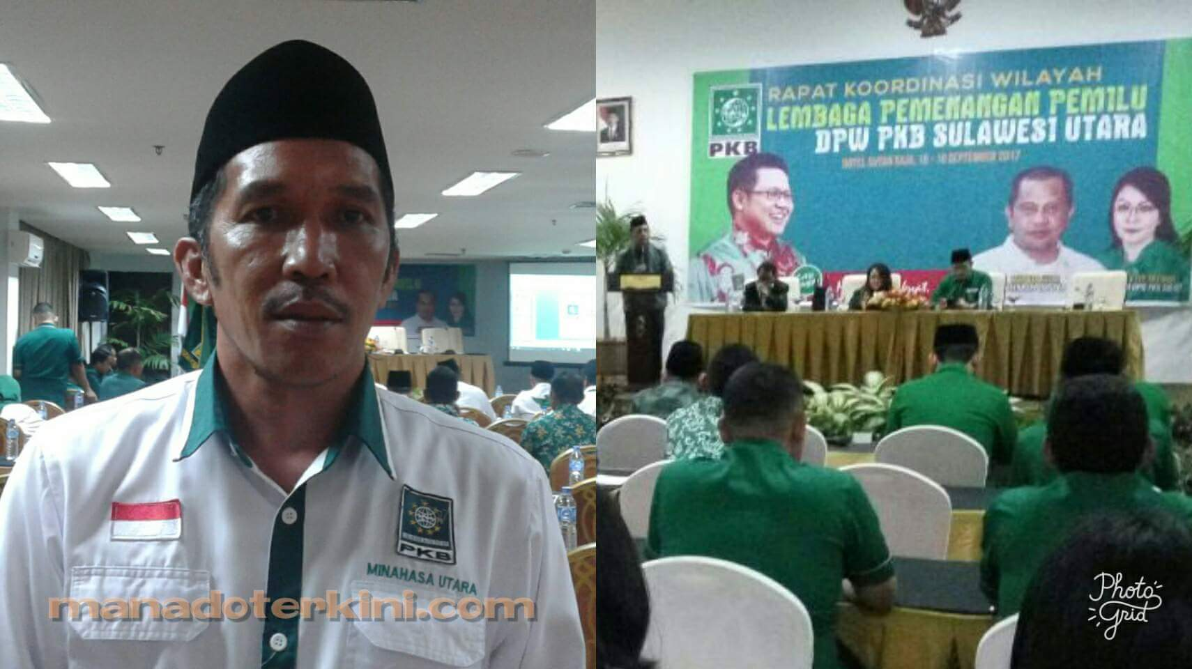 PKB Sulut Rumuskan Strategi Pemenangan Pemilu 2019