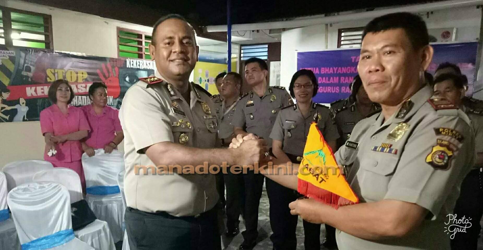 Polsek Likupang Raih Bendera Klabat