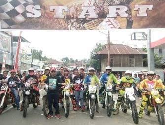 """""""JS Kolonisasi"""" Gelar Lomba Mitra Trail Adventure Dalam Rangka HUT Kepemimpinan Bupati"""