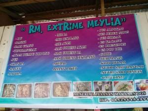 makanan extrim