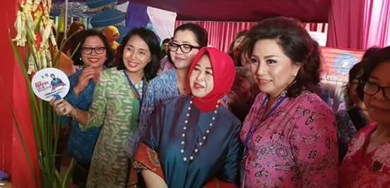 Jokowi Minta Ibu-ibu PKK Jadi Penyejuk di Masyarakat
