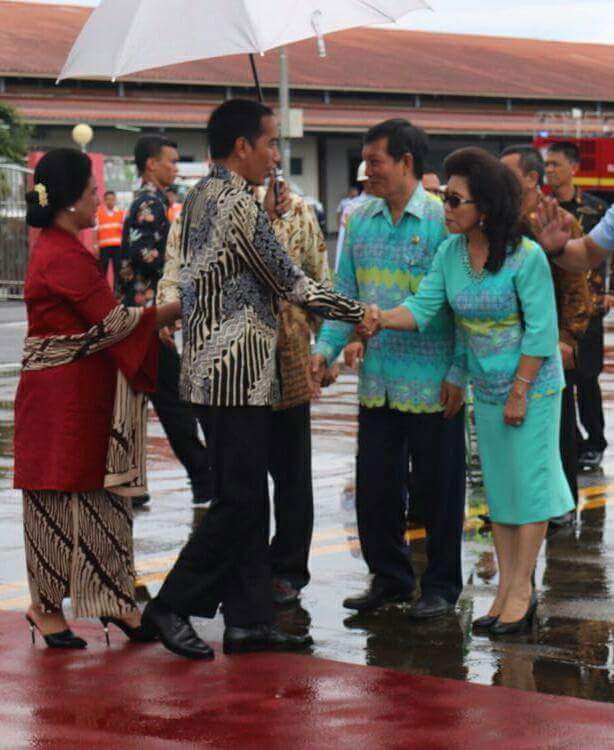 Stabilitas Keamanan Terjaga, Jokowi : Terima Kasih Gubernur dan Walikota