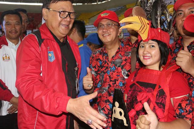 Ajang Pornas Korpri XIV, Sekprov Optimis KORPRI Sulut Harumkan Nama Sulawesi Utara