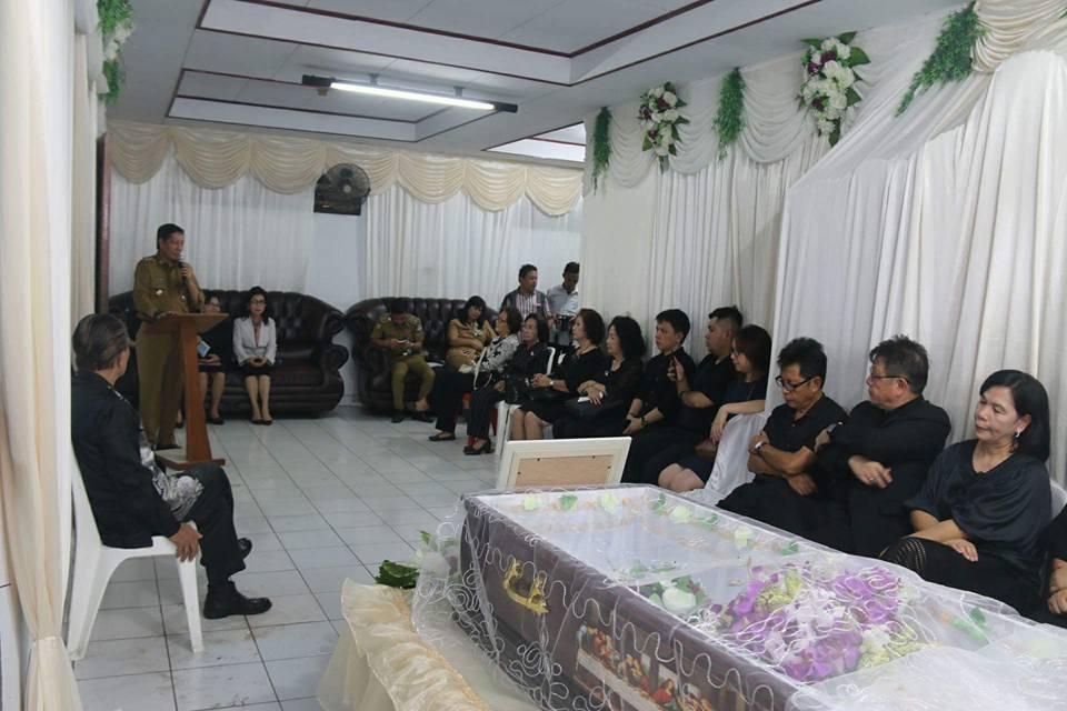 GSVL Hadiri Ibadah Pelepasan Tokoh Jemaat GMIM Sion Perak Sorong