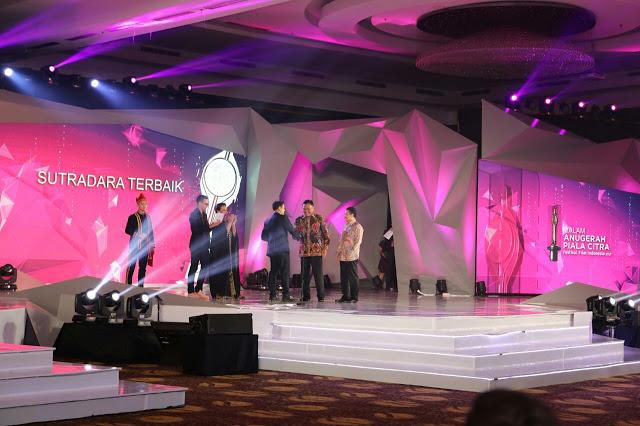Malam Penghargaan FFI 2017 di Sulut