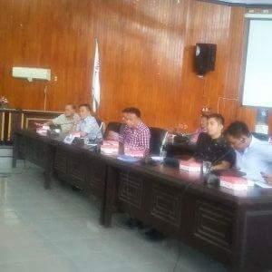 Komisi B dan C DPRD Bitung Gelar RDP Bersama PDAM dan Warga Pakadoodan