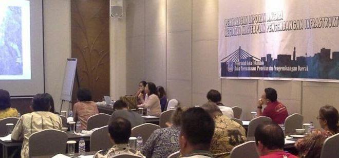 Kaban Liny Paparkan Masterplan Pengembangan Infrastruktur Di Kota Manado