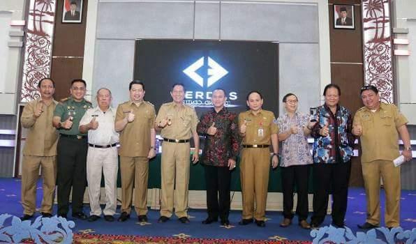 Manado Raih Kategori Utama Kota Cerdas, Walikota GSVL Diundang Terima Penghargaan di Istana Wapres