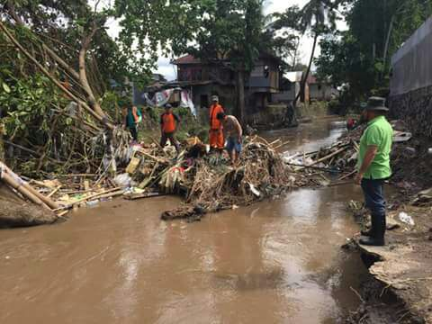 Pasca Bencana, DLH Kota Manado Kerahkan Seluruh Personil