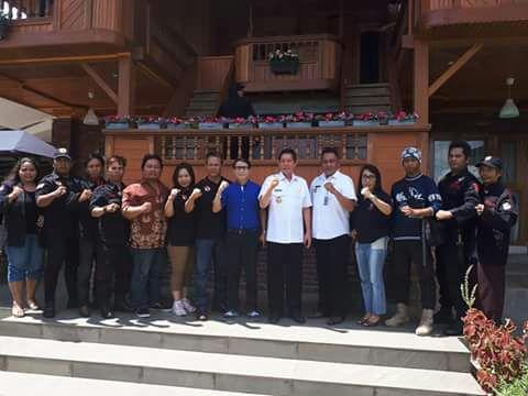 BMI Kota Manado Berbagi Kasih Di Christmas Vagansa