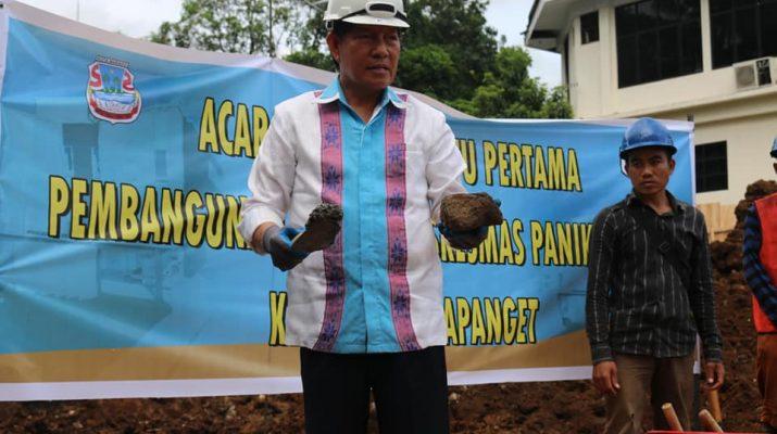 Pembangunan Puskesmas, GSVL : Kasus Bayi Debora di Tangerang Jangan Terjadi di Manado