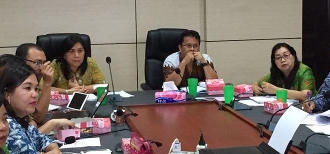 Bapelitbangda Gelar FGD Analisis Pemerataan Pendapatan di Kota Manado