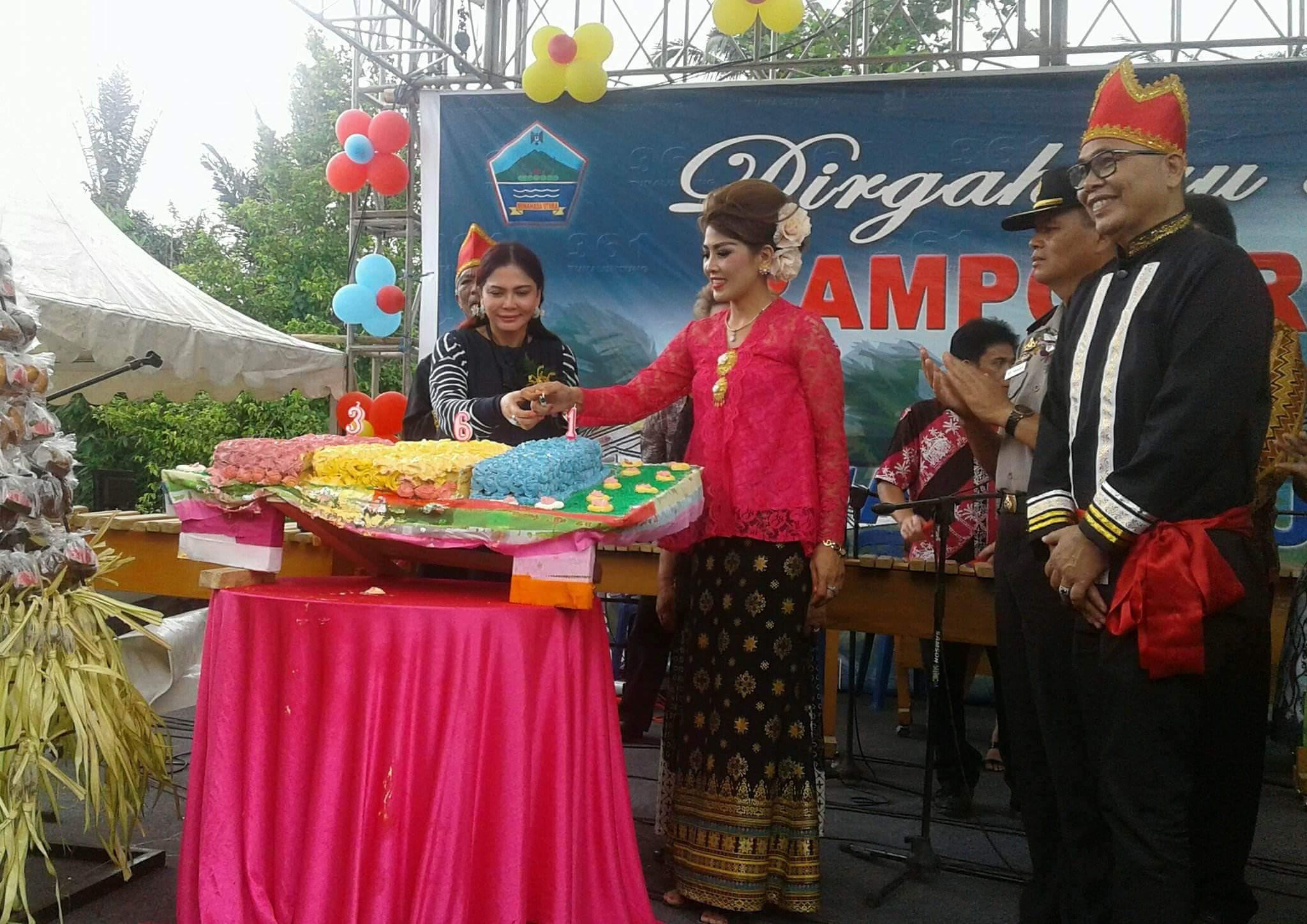 Dipimpin Kumtua Ifonda Nusah, HUT Desa Tumaluntung Perdana Digelar Diusia 361 Tahun