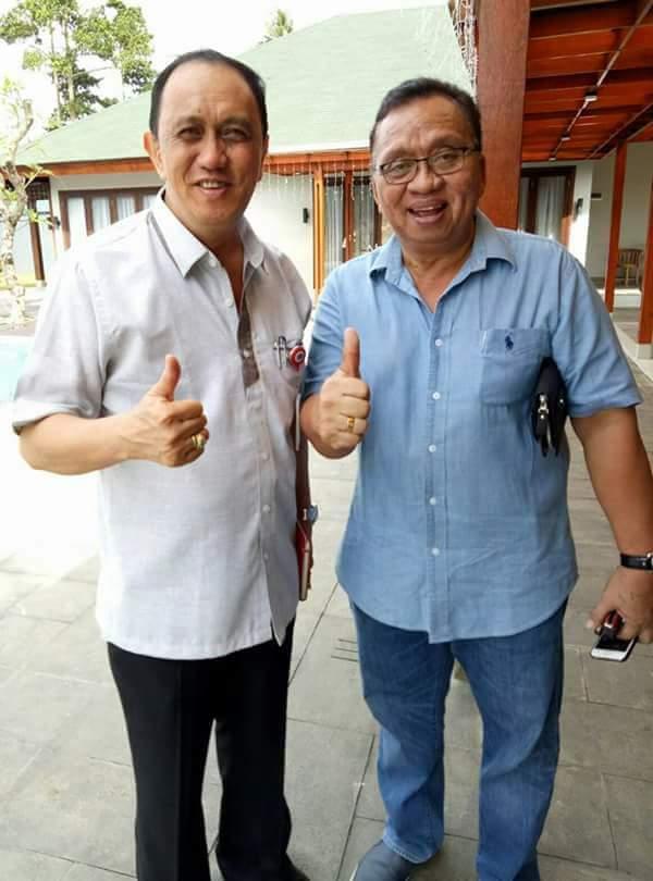 ROYKE RORING: Saya Siap Melayani Rakyat Minahasa