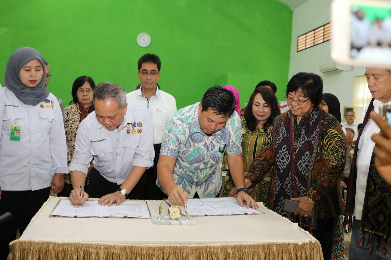 Pemprov Sulut Sepakati Kerjasama Fungsi dan Pelestarian Bunaken