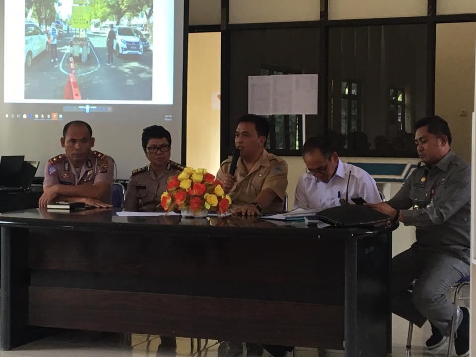 Dinas PUPR Manado Segera Realisasikan Lajur Evakuasi