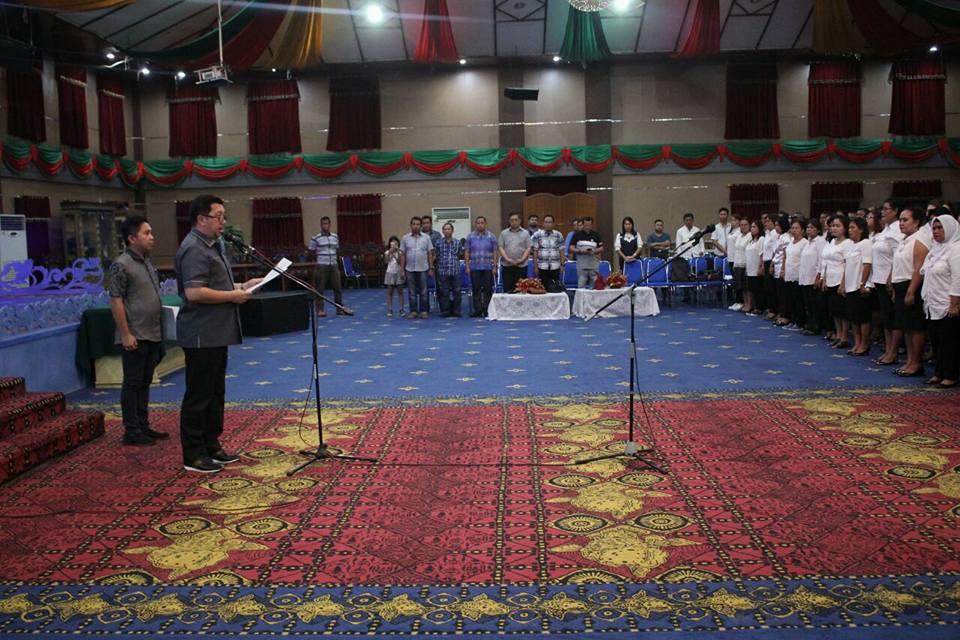 Mor Wakili Walikota GSVL Lantik 504 Pala Cerdas