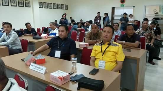 Bakal Calon Pilkada Ikut Pemeriksaan Tes Kesehatan di RSUP Kandou