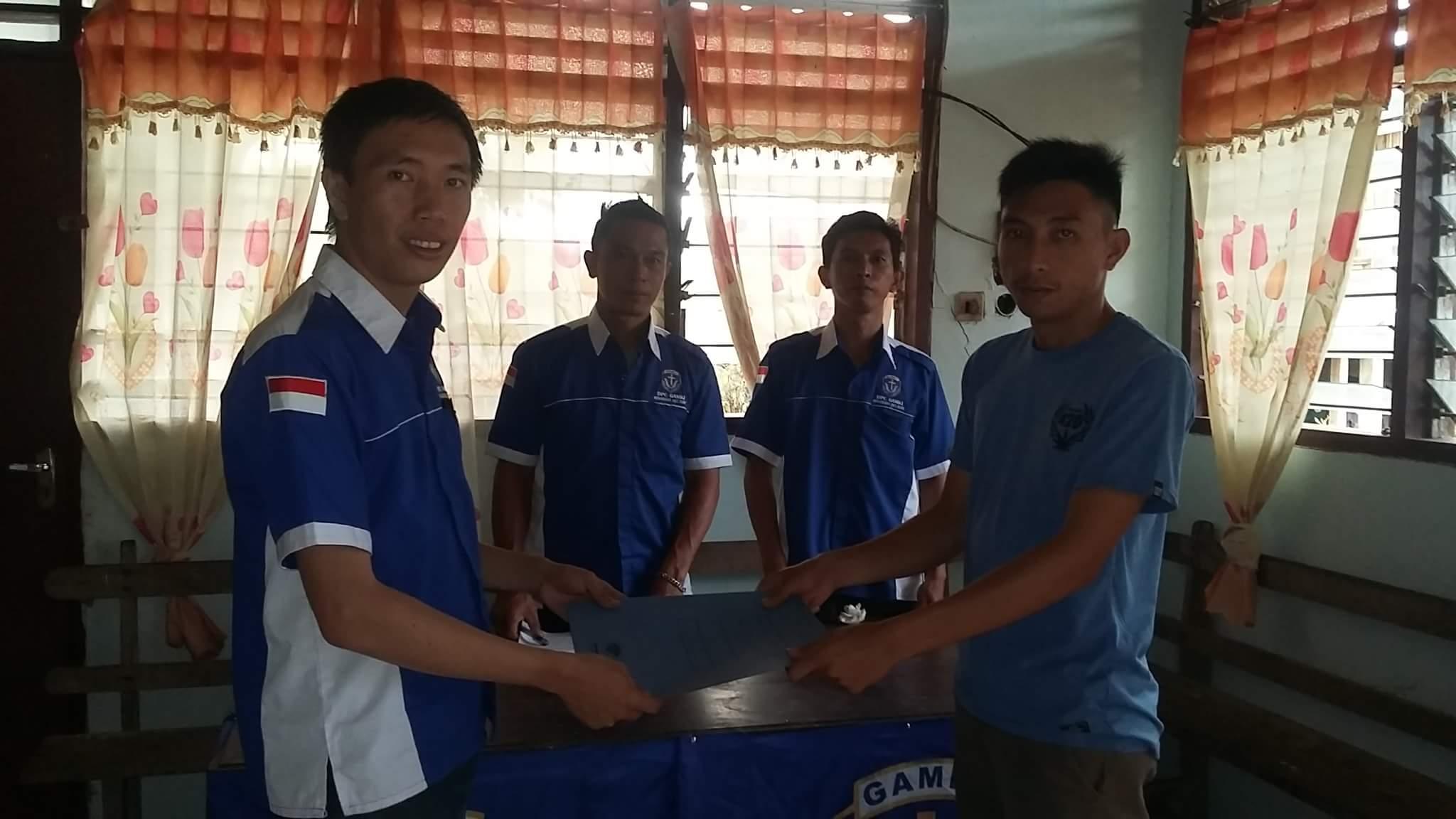Tuwo Terpilih Ketua GAMKI Suluun Tareran