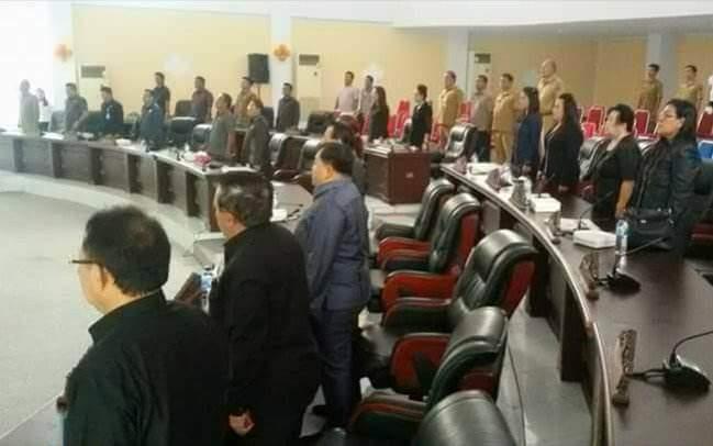 DPRD Minut Laporkan Hasil Reses