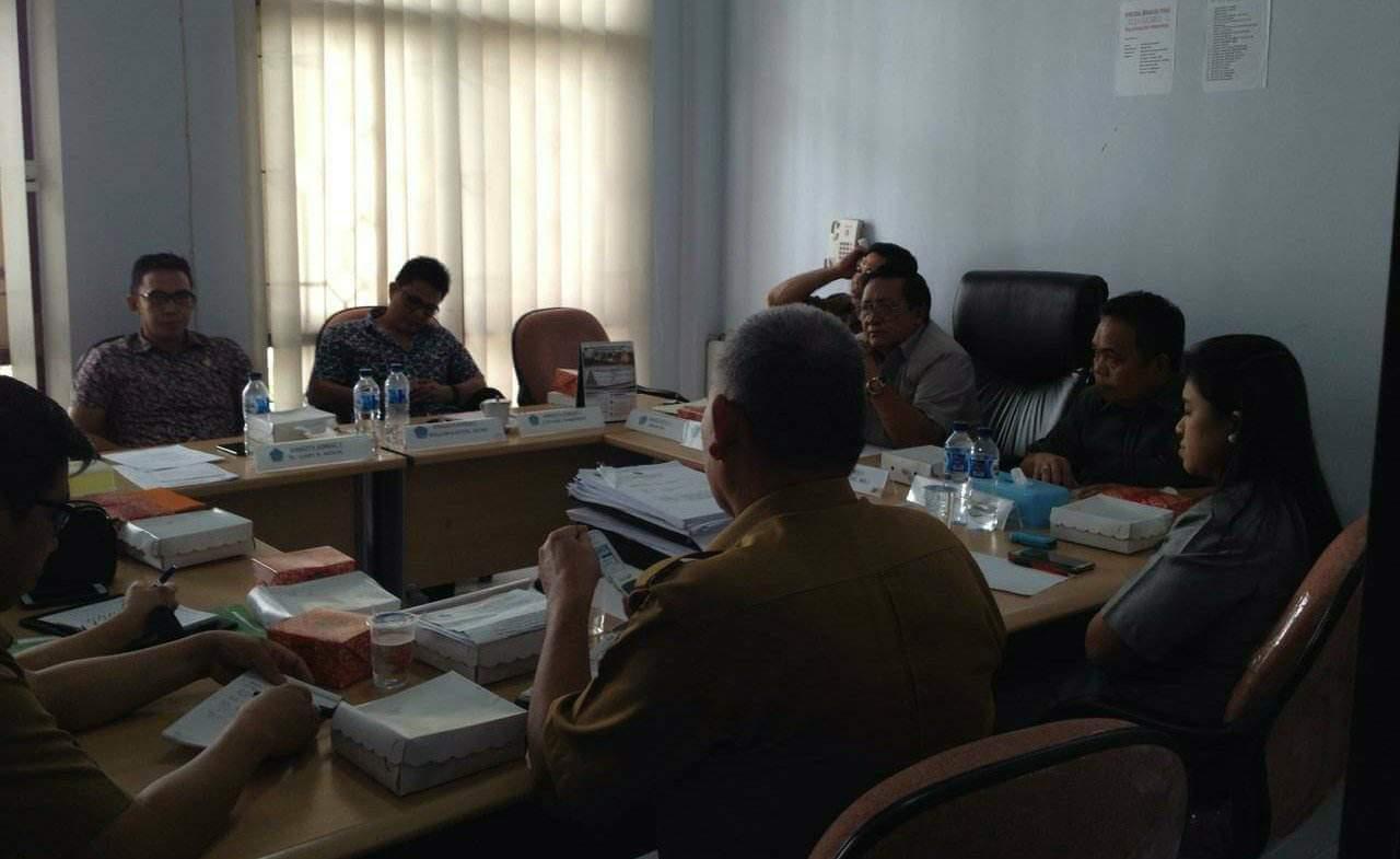 Setujui Pemindahan SMPN 1 Airmadidi, DPRD Minut Minta Siapkan Dulu Sarana Dan Prasarana