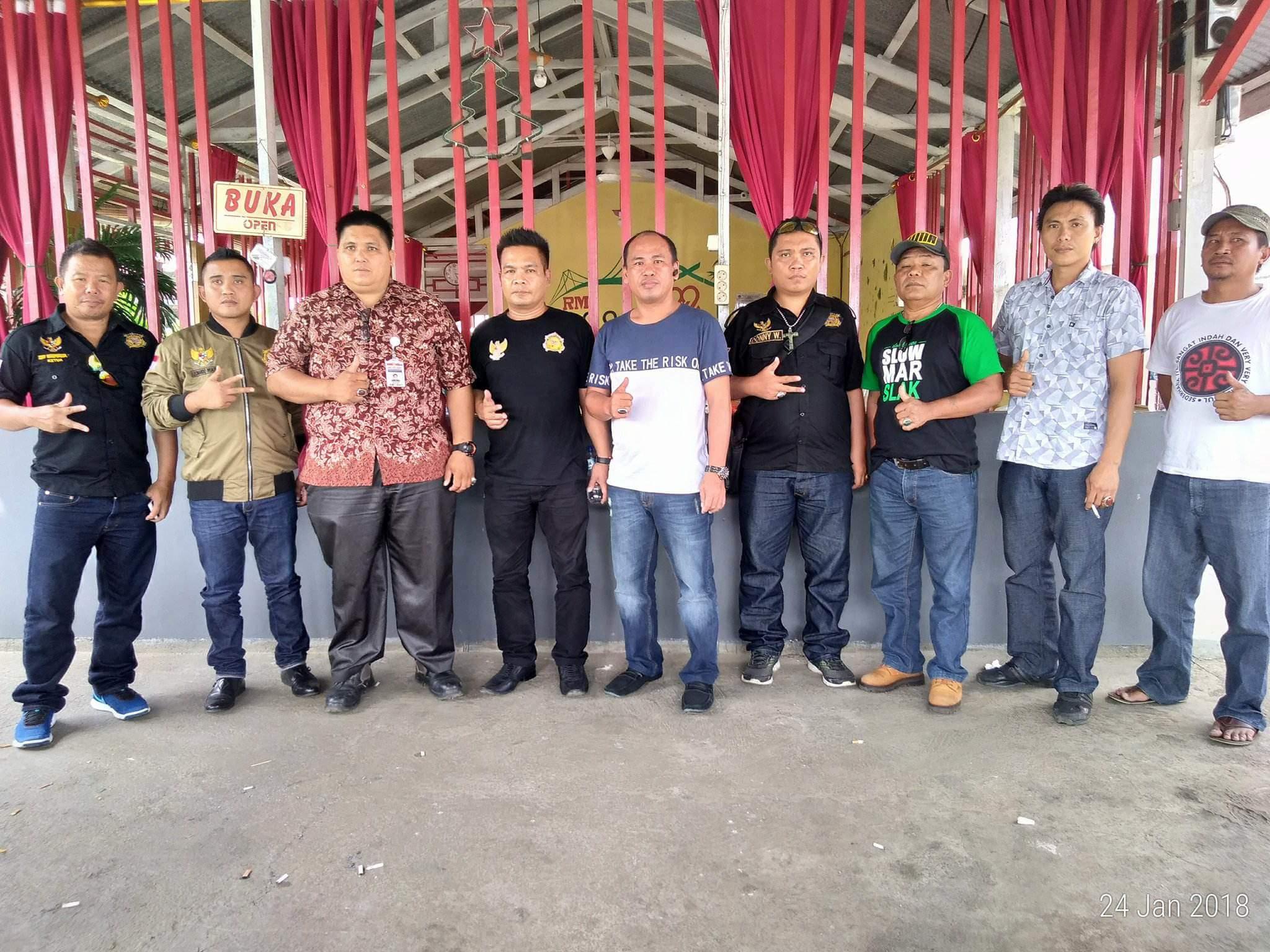 Ormas Dan LSM Minut Segera Polisikan HJ Terkait Pencemaran Nama Baik Bupati VAP