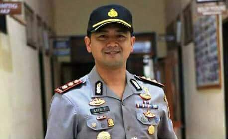 Perdana Dimutasi ke Polres Manado