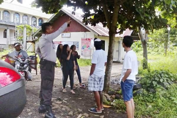 Pemuda Sea Ditemukan Tewas Tergantung di Pohon Ketapang